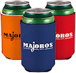 Presewn Neoprene Collapsible Can Coolers